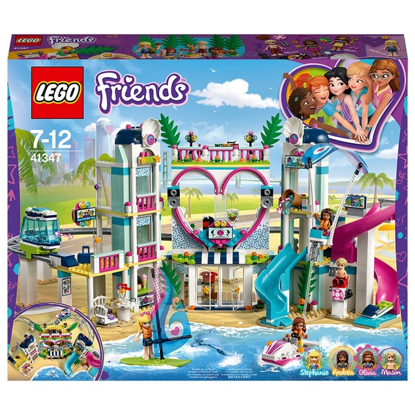 Lego 41347 Friends Heartlake City Resort Hotel Building Set Lego