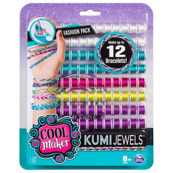 Cool Maker Kumi Kreator Refills - Jewels