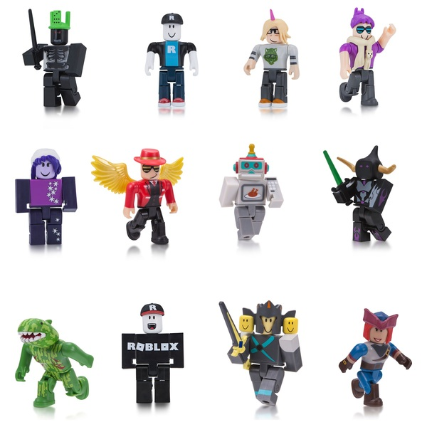 Roblox Classics 12 Figure Pack - Series 2 - Roblox UK