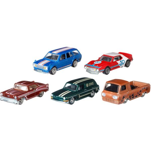 Hot Wheels Premium Collector Favourites - Assortment