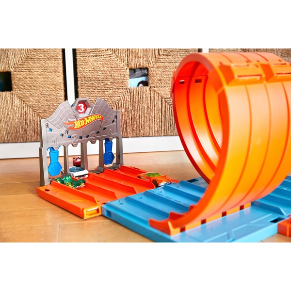 Hot Wheels Track Builder System Race Crate Hot Wheels Playsets