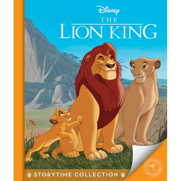 Disney Storytime Collection:The LionKing