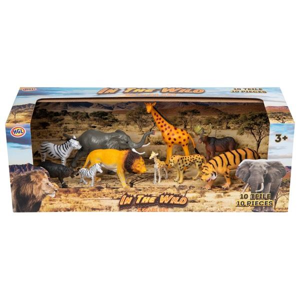 10 Piece Safari Set