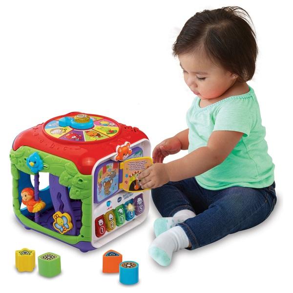 VTech Sort & Discover Activity Cube