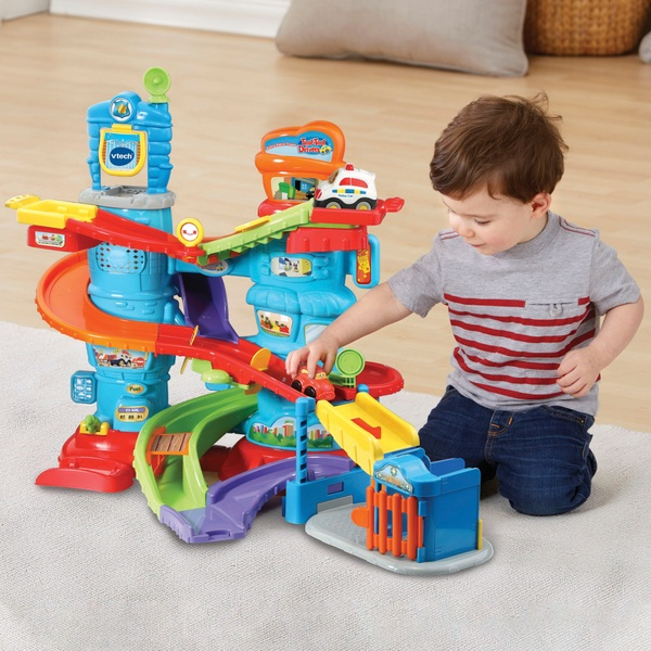 VTech Toot-Toot Drivers Police Tower