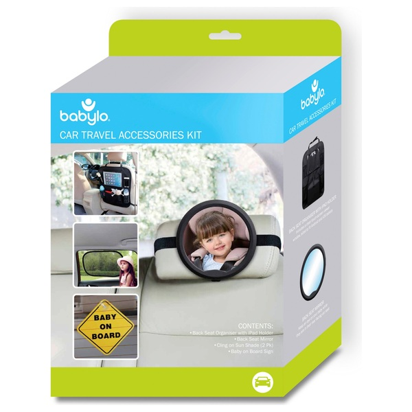 Babylo Car Accessory Pack