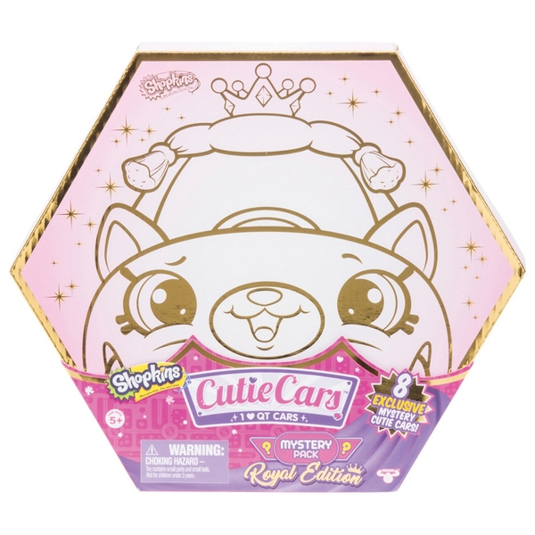 Shopkins Cutie Cars Mystery 8 Pack