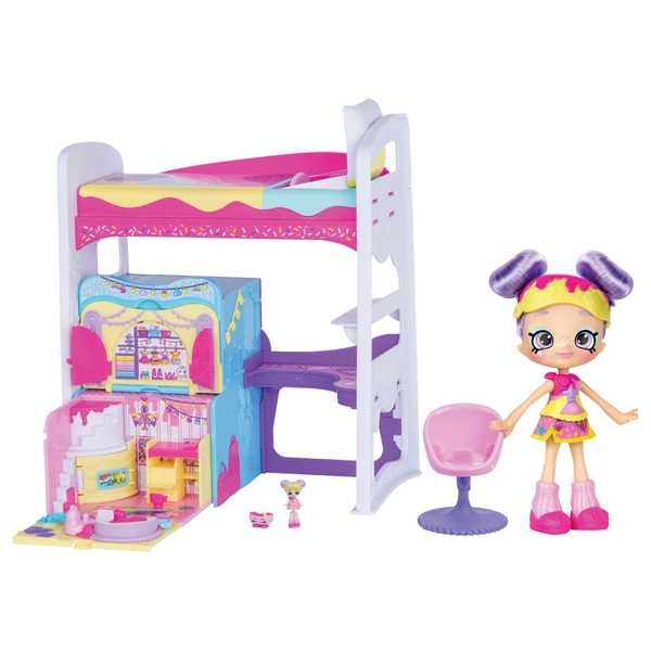 Shopkins Lil Secrets Rainbow Kate S Bedroom Hideaway