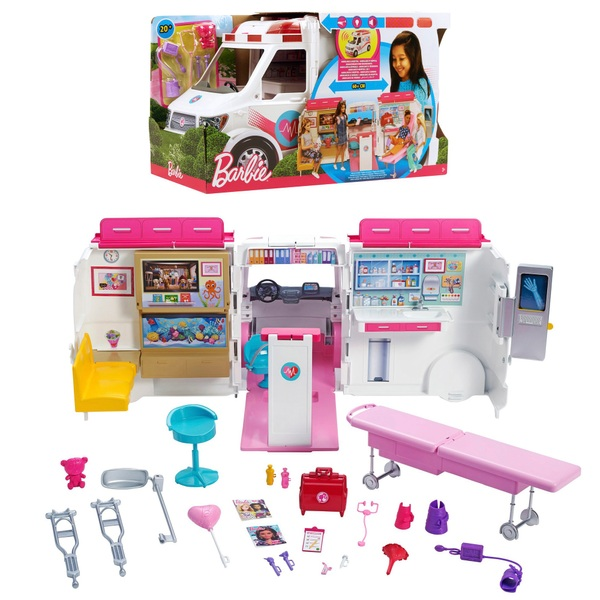 barbie care clinic playset with accessories barbie uk