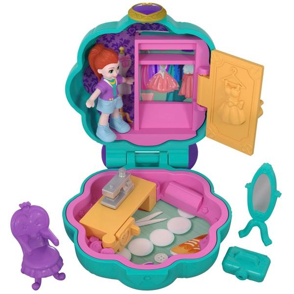 Polly Pocket Tiny Pocket Places Studio Compact