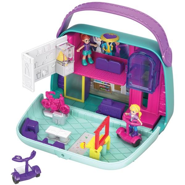 Polly Pocket World Mall Purse