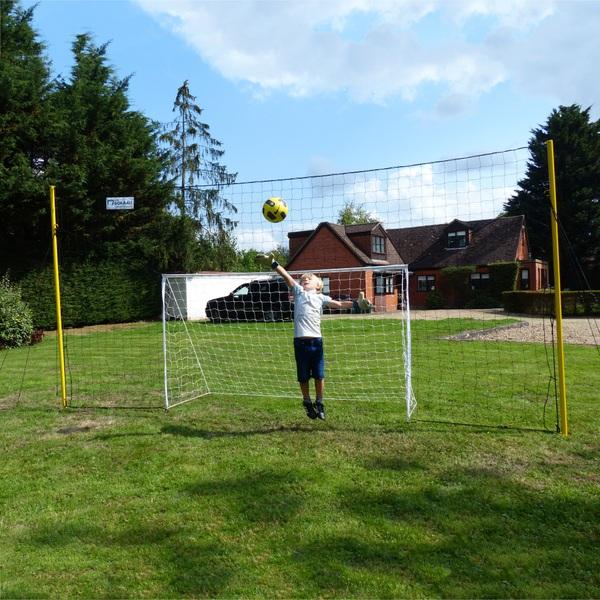 Open Goaaal - Rebounding Football Goal – Junior 8ft