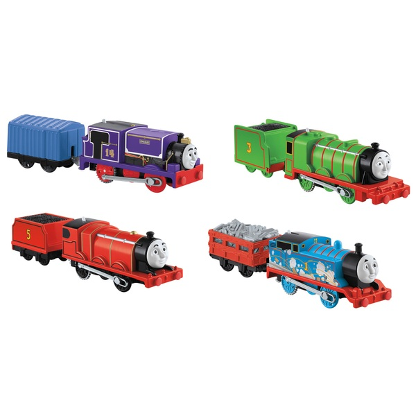 Thomas & Friends TrackMaster Engine 4 Pack