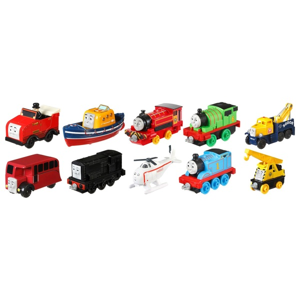 Fisher-Price Thomas & Friends Adventures Thomas' Favourite Friends