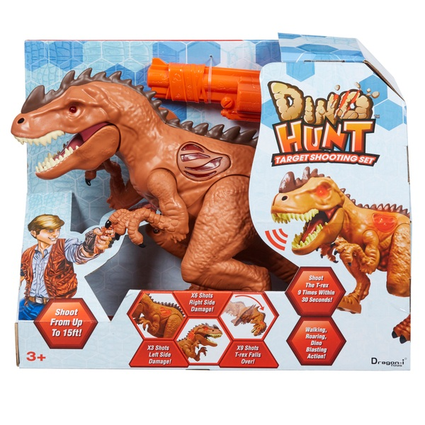 Dino Hunt - Diecast Cars & Playsets UK