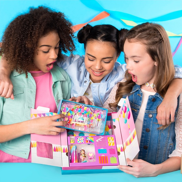 Party Popteenies Party Surprise Box Playset Assortment
