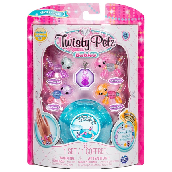 Twisty Petz Babies Four Pack - Assortment