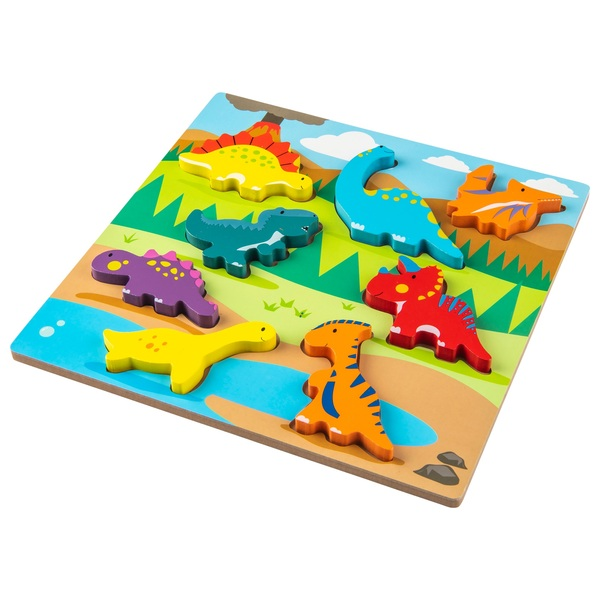 Chunky Wooden Puzzle