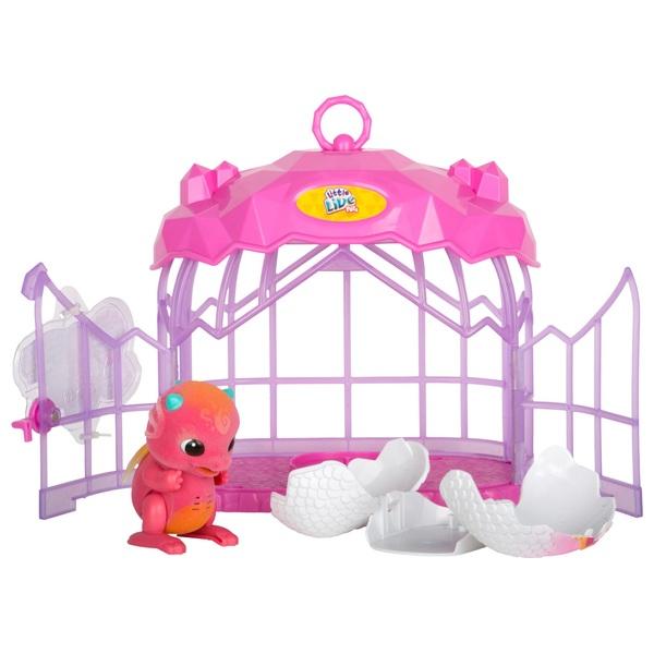 Little Live Pets Surprise Dragon Crystal Cage Series 1