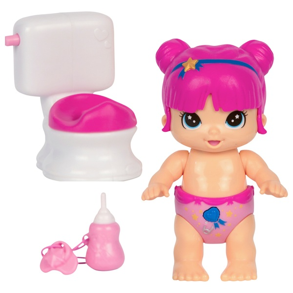 Little Live Bizzy Bubs Potty Time- Clever Chloe
