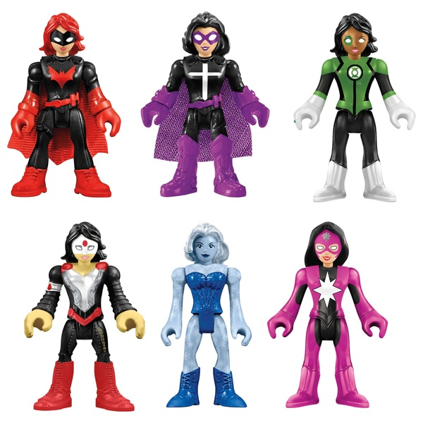 Imaginext Dc Super Friends Legends of Batman Heroes & Villains