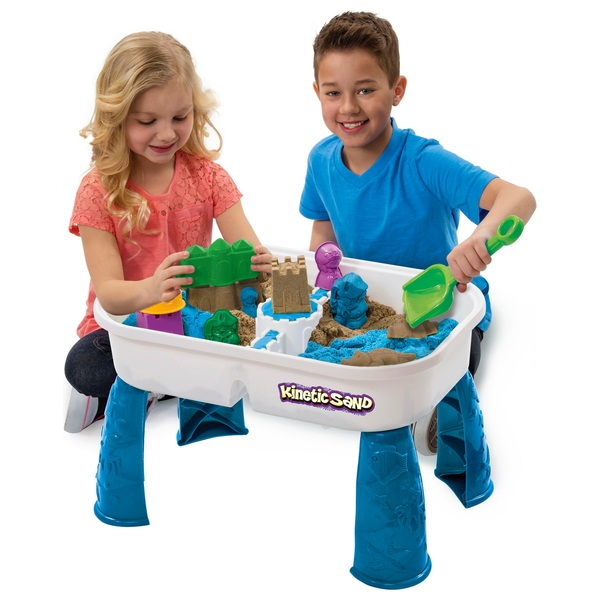 Kinetic Sand Activity Table Set
