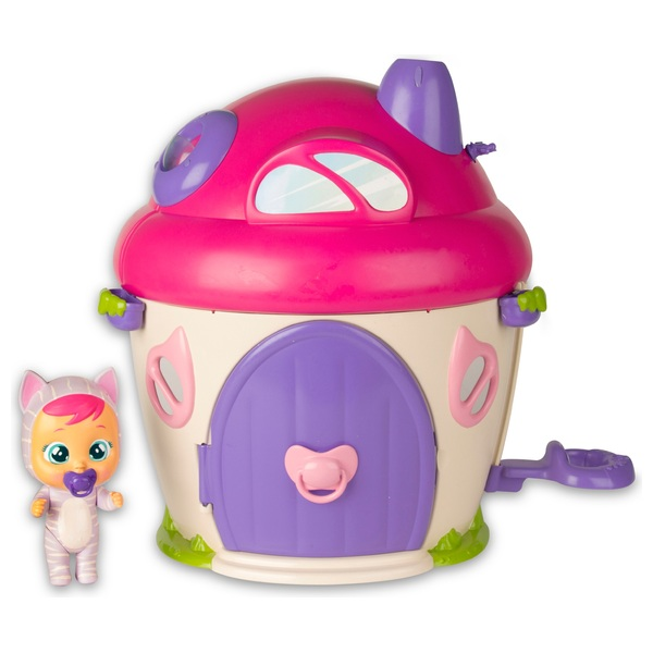 Cry Babies Magic Tears Playset House Kat Other Fashion