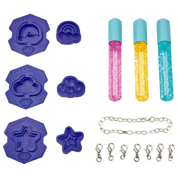Aqua Crystals Unicorn Dream Charms