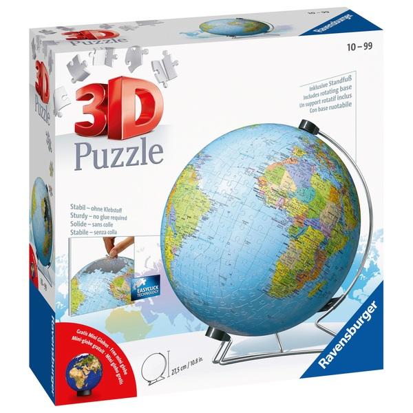 Ravensburger The World on V-Stand Globe