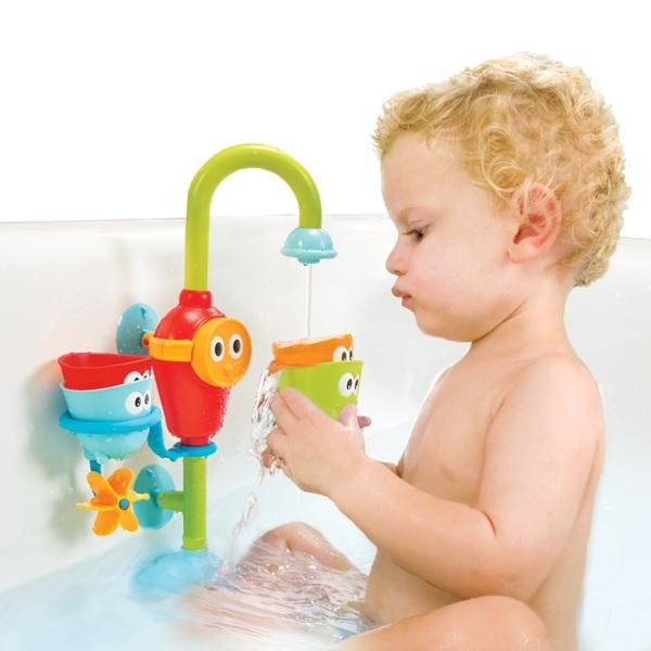 Yookidoo Flow N Fill Spout Bath Toys Smyths Toys Uk