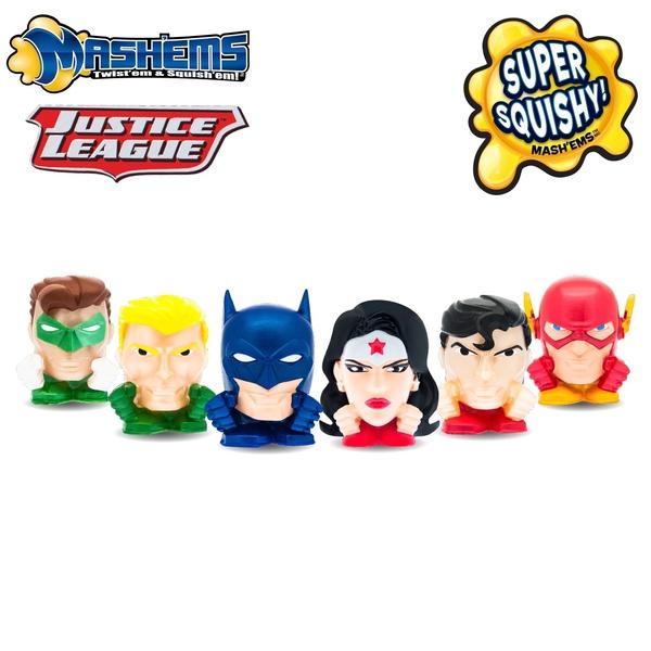 Justice League Mash'ems