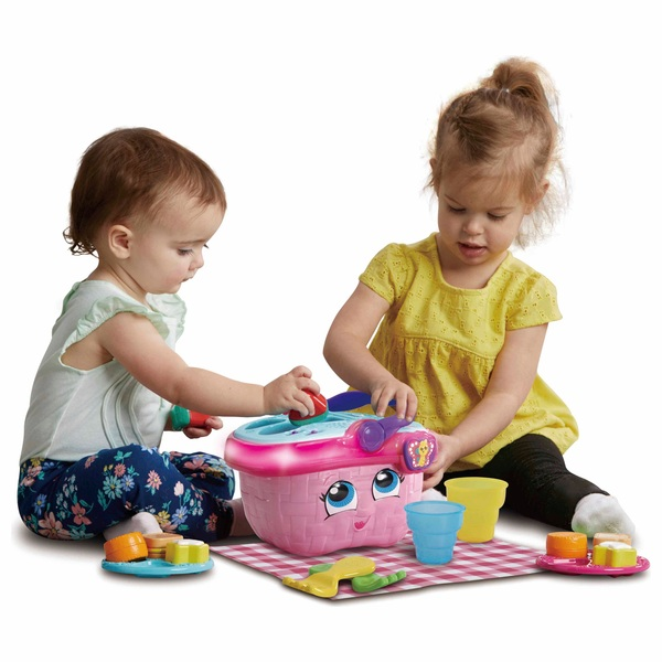 Leapfrog Shapes Sharing Picnic Basket Leapfrog Infant Ireland