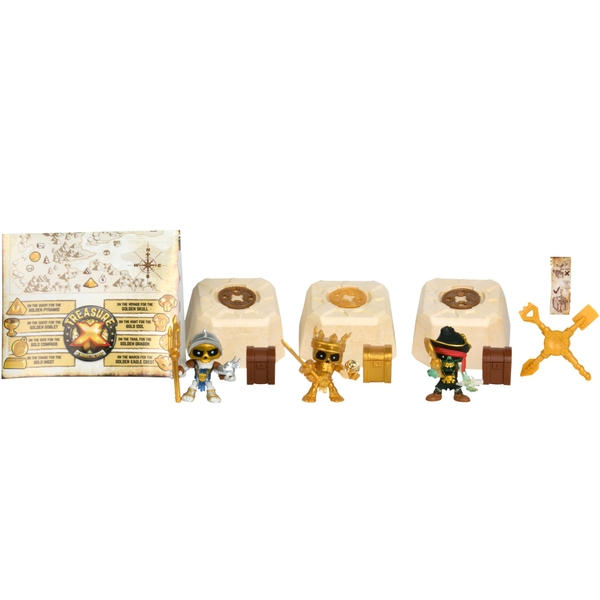 treasure x legends of treasure 3 pack treasure x uk