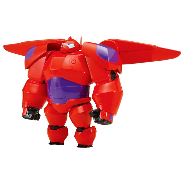 Sonstige Big Hero 6 Armor-Up Baymax Action Figure