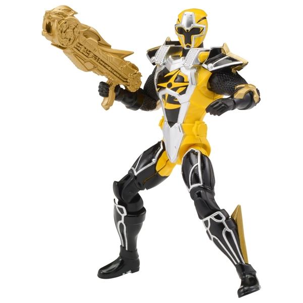 Power Rangers Super Ninja Steel Yellow Cockpit Ranger