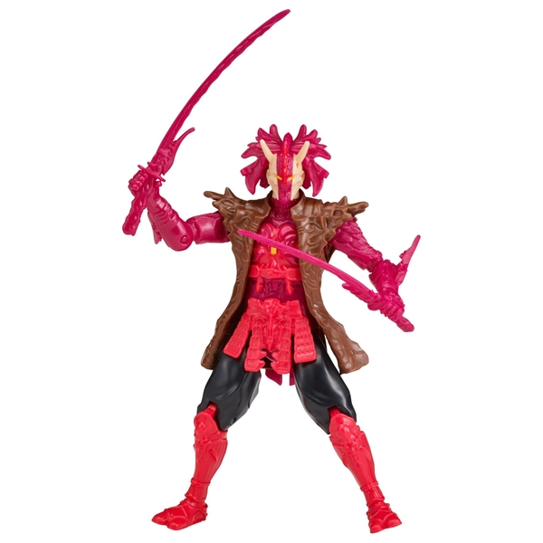 Power Rangers Super Ninja Steel Villain Ripcon