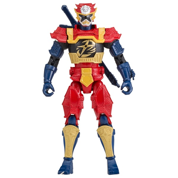 Power Ranger Super Ninja Steel 12.5cm Gold Power up Ranger