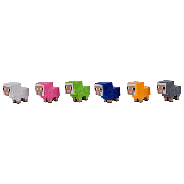 Dyed Baby Sheep Pack