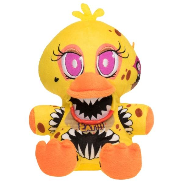 Funko Plush: Funko Plush: Five Nights at Freddy's Twisted Ones: Chica