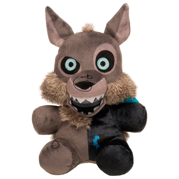 Funko Plush: Funko Plush: Five Nights at Freddy's Twisted Ones: Wolf
