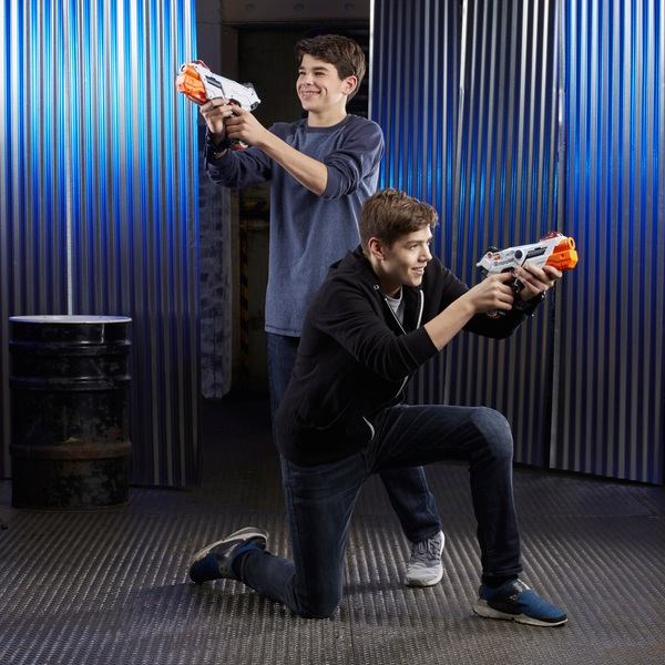 NERF Laser Ops Pro AlphaPoint Blaster 2-Pack