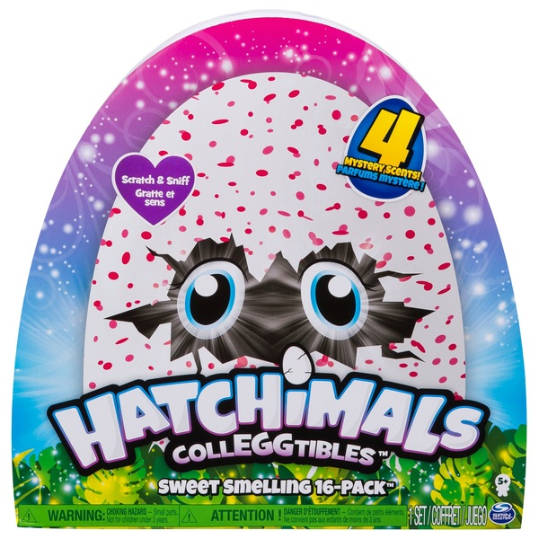 Hatchimals CollEGGtibles Scented Mystery Box Exclusive