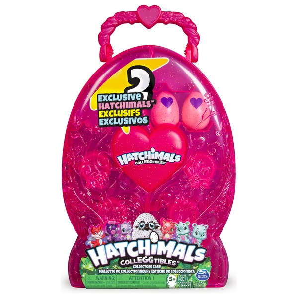 Hatchimals CollEGGtibles Carry Case Exclusive