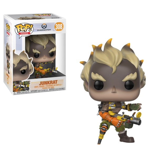 POP! Vinyl Overwatch Junkrat