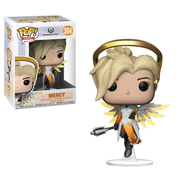 POP! Vinyl Overwatch Mercy