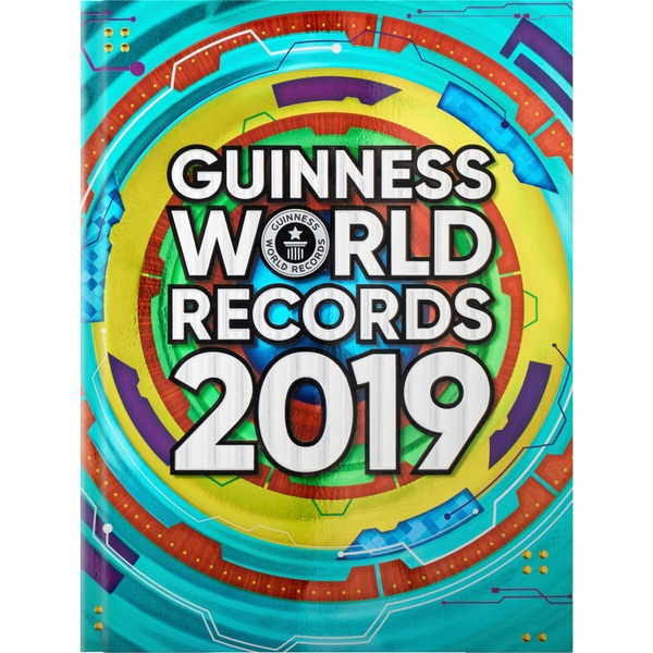 guinness world records 2019 annuals uk