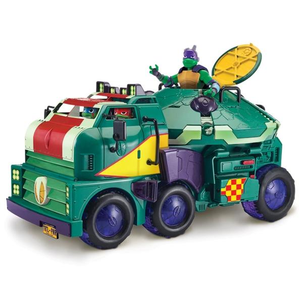 Rise of The Teenage Mutant Ninja Turtles - Turtle Tank