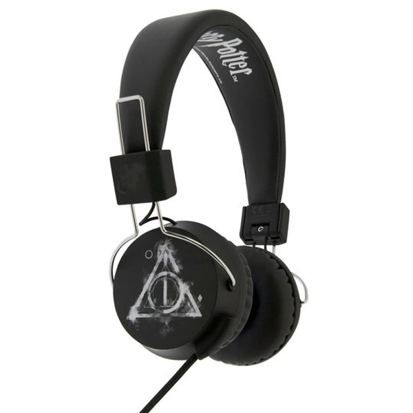 Harry Potter Deathly Hallows Headphones