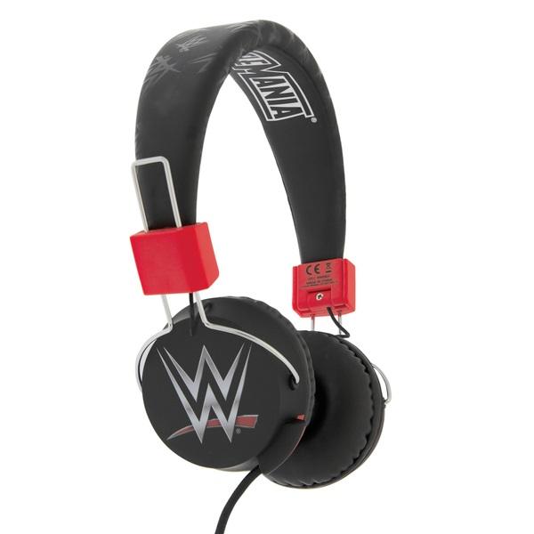 WWE Retro Tween Headphones