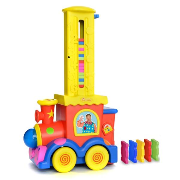 Mr Tumbles Domino Train